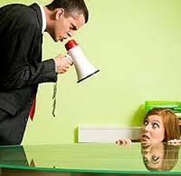 agressie op het werk